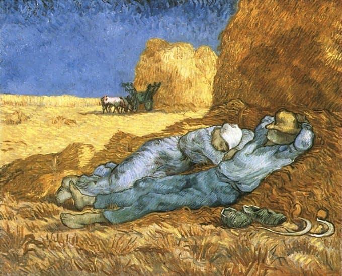 Van Gogh Original Reference